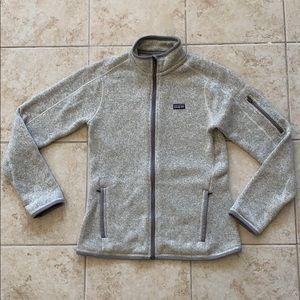 Patagonia Full Zip Sweater